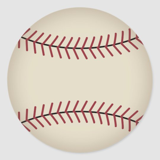 Vintage Baseball Sports Stickers