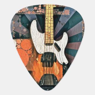 Vintage Bass Guitar Picks