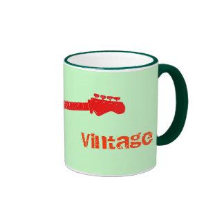 Vintage Bass  Mug