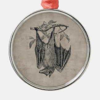 Vintage Bat Ornament