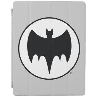 Vintage Bat Symbol iPad Cover