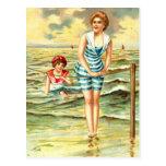 Vintage Bathing Beauties Post Cards
