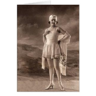 Vintage Bathing Suits Greeting Card - 1781000.jpg