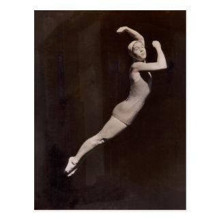 Vintage Bathing Suits Postcard - 1766993-4
