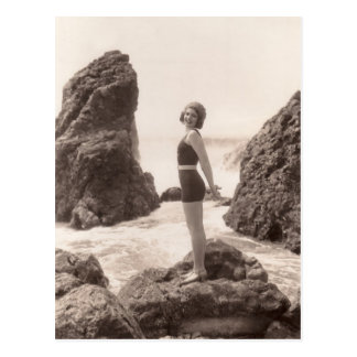 Vintage Bathing Suits Postcard - 1766993-4