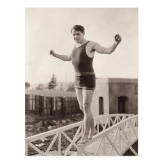 Vintage Bathing Suits Postcard - 1780087-4