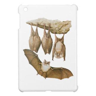 Vintage Bats Illustration, Animal Drawing iPad Mini Covers