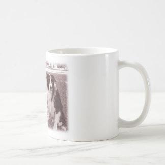Vintage BC Brothers Basic White Mug