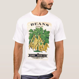 Vintage Beans Seed Label Shirt