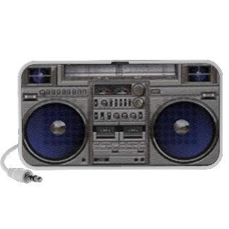 Vintage Beat Box Speaker