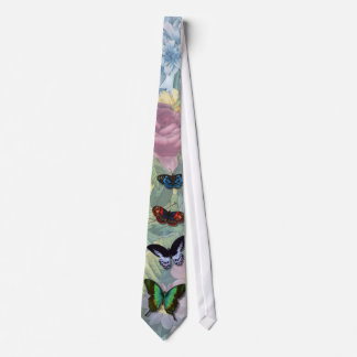 """Vintage """"Beautiful Butterflies"""" Tie"""
