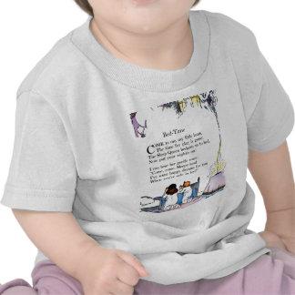 Vintage Bedtime Rhyme Shirt