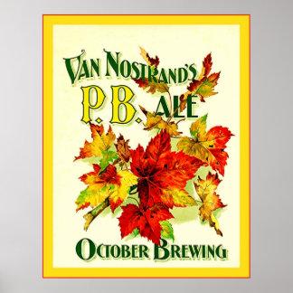 Vintage Beer Poster ~ Vintage Advertising