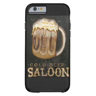 Vintage Beer Sign Tough iPhone 6 Case
