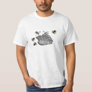 Vintage Bees T-Shirt