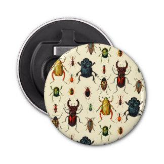 Vintage Beetles Bottle Opener