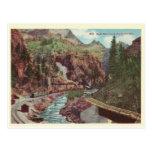 Vintage Belden Colorado Postcard