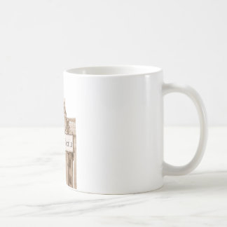 Vintage Berlin design Coffee Mug
