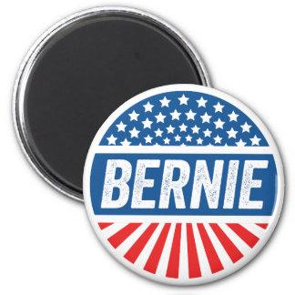 Vintage Bernie 6 Cm Round Magnet