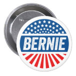 Vintage Bernie 7.5 Cm Round Badge