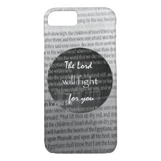 Vintage Bible Verse Scripture iPhone 7 Case