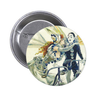 Vintage Bicycle Advertisement - Cycling 6 Cm Round Badge