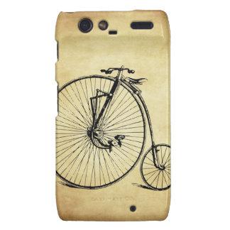 Vintage Bicycle Motorola Droid RAZR Cases