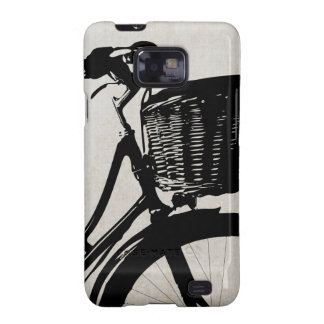 Vintage Bicycle Samsung Galaxy S2 Cover