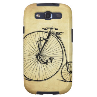 Vintage Bicycle Samsung Galaxy S3 Covers