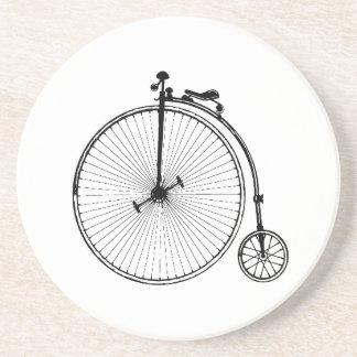 Vintage Bicycle Coaster