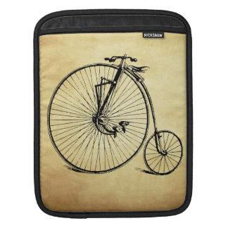 Vintage Bicycle Sleeves For iPads