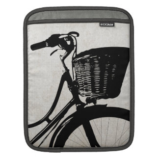 Vintage Bicycle iPad Sleeve