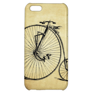 Vintage Bicycle iPhone 5C Cases