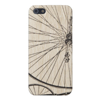 Vintage Bicycle iPhone Cover Cases For iPhone 5