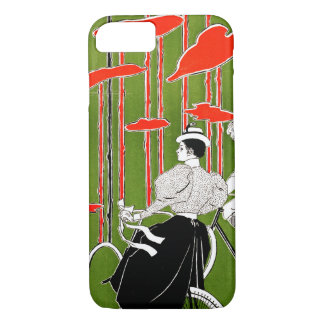Vintage Bicycle Issue 1896 iPhone 8/7 Case
