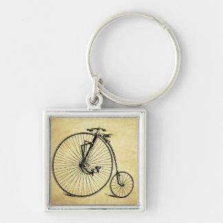 Vintage Bicycle Keychains