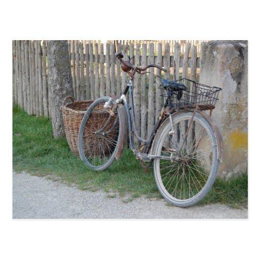 Vintage Bicycle Postcards