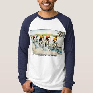 Vintage Bicycle Shirt:  :Wheelmen T-Shirt