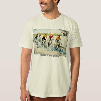 Vintage Bicycle Shirt:  :Wheelmen Tees