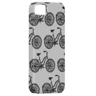 Vintage Bike, Case for the iphone 5