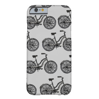Vintage Bike, Case for the iPhone 6 case Barely There iPhone 6 Case