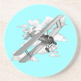 Vintage Biplane Coaster