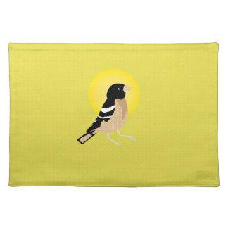 Vintage Bird Placemat