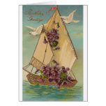 Vintage Birthday Wishes Greeting Cards