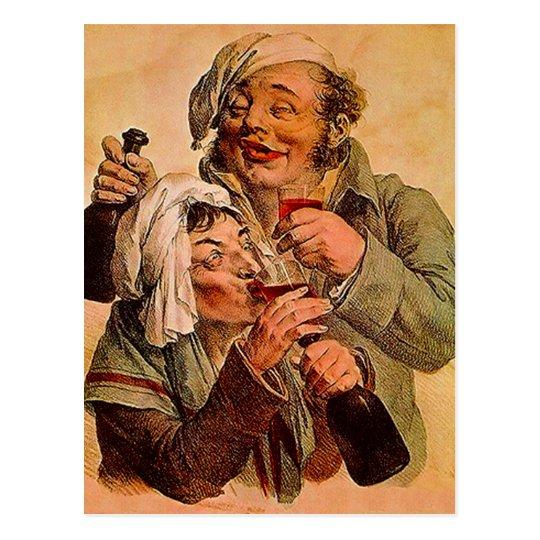 Vintage Bitters Elixir Tonic Self-med Postcards