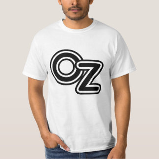Vintage Black and White Wizard of Oz Fairy Tale T-Shirt