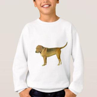 Vintage Blood Hound Illustration Sweatshirt