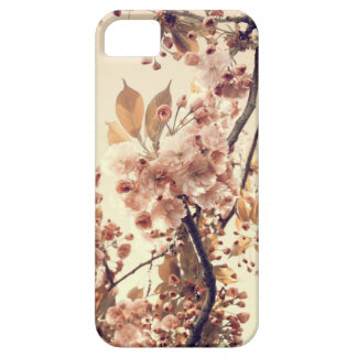 Vintage Blooming Tree iPhone Case