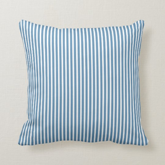 Victorian Outdoor Pillows : vintage blue candy stripe victorian cushion pillow Zazzle.co.uk