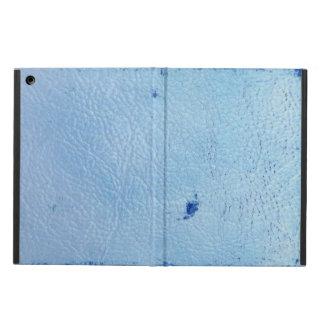 Vintage Blue Leather iPad Air Case